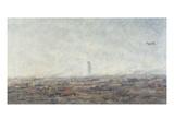 The Dream - Paris Burning'  1870