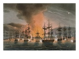 The Bombardment of Algiers  27th August 1816