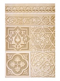 Pl 18 Architectural Decoration  19th Century (Folio)