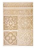 Pl 18 Architectural Decoration  19th Century (Folio)