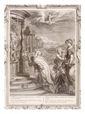 Oeneus  King of Calydon  Having Neglected Diana in a Sacrifice Is Punished for His Impiety  1731