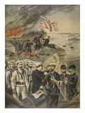 The Spanish American War: Landing at Guantanamo