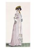 Ladies Promenade Dress  Illustration from 'Journal Des Dames Et Des Modes'  1804
