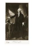 George Washington  1st President of the United States of America  Pub 1901