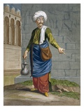 An Ambulant Barber  Plate 58