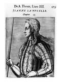 Joan of Arc (Engraving)