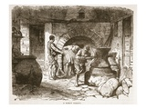 A Roman Bakery (Litho)