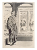 A Fakir of Rajpootana  from 'Voyages in India'  Pub by Smith  Elder and Co  1858 (Litho)