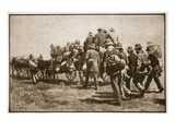 Some of Cronje's Fellow-Prisoners on their Way to the Cape