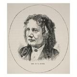 Mrs HB Stowe (Litho)