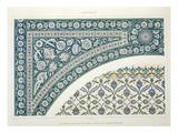 Wall Tiles of Sibyl D'Abd-El-Rahman Kyahya