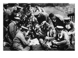Wounded on the Western Front: Gallant South Africans in Hospital in England