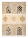 Tekih Cheik Hacen Sadaka  Ie Funerary or Tomb Mosque of Sultan Hassan  Cairo  19th Century