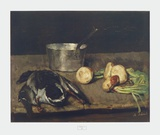 Still Life with Wild Duck