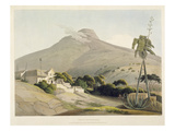 View of the Lion's Head  Plate 28 from 'African Scenery and Animals'  Engraved by the Artist  1805