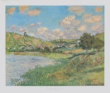 Landscape near Vetheuil
