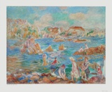 Bathers at Guernsey
