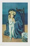 Mère et enfant Reproduction pour collectionneurs par Pablo Picasso