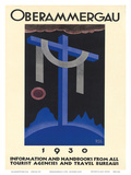 Oberammergau c1930