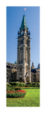 Peace Tower  Parliament  Ottawa  Ontario