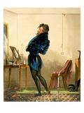 A New Coat (Colour Litho)