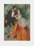 Sisley and his Wife