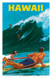 Big Wave Surfimg