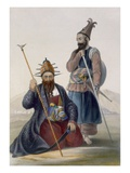 Chief Executioner and Assistant of His Majesty the Late Shah  Plate 14
