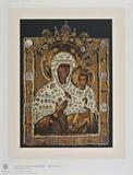The Blessed Virgin of Smolensk