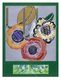 Designs from 'Relais'  C1920S-1930 (Colour Litho)
