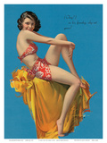 O Kay  Pin Up Girl c1937