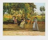 The Pergola  1868 - Il Pergolato