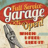 Mancave I (Full Service Garage)