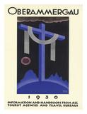 Oberammergau c1930