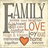 Family Typography