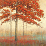 Autumn Trees II