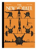 The New Yorker Cover - August 6  2012