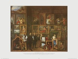 Collection of Archduc Leopold-William in Brussels