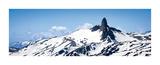 Black Tusk Mountain  Garibaldi Provincial Park  British Columbia