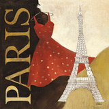 Paris Dress (A Day in the City)