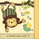 I Love You Monkey