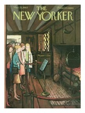 The New Yorker Cover - March 23  1963