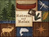 Retreat and Relax