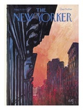 The New Yorker Cover - August 27  1979