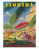 Pennsylvania Railroad  Florida