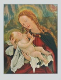 Madonna (fom the Isenheim Altar)