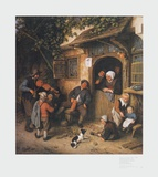 The Village-Fiddler   1673