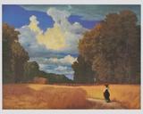 The Harvest   1859