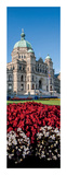 Parliament Buildings  Victoria  British Columbia