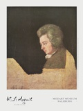 Wolfgang Amadeus Mozart (about 1782/83)